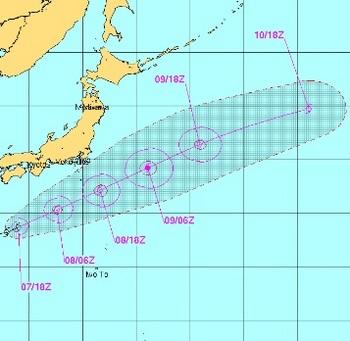 台風14号進路予想米軍最新20140908.jpg